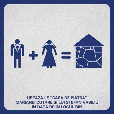 Inkpaperart - Invitatii creative - Casa de Piatra