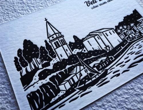 Letterpress Postcards Bongolola