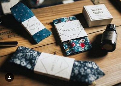 Sleeves - Ink Paper Art - Neck & Tie - 1100px - 4